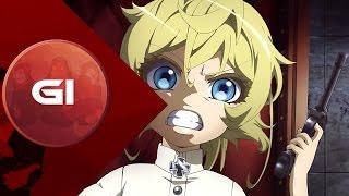 OMFG Saga Of Tanya The Evil Is 😈😈😈 (Youjo Senki)