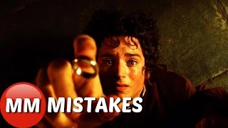 10 Biggest The LORD OF THE RINGS MOVIE MISTAKES So Far     Lord of the Rings MOVIE MISTAKES