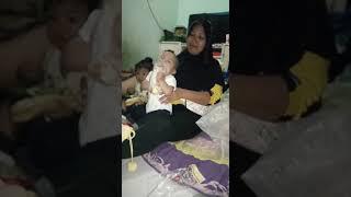 Marsya Dan Aqila, (Jakarta)