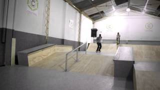 Bunker Skate Shop - Oscar Lagos Testeando Central Park