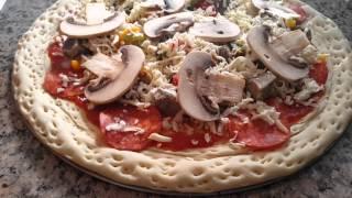 видео Гавайская пицца: рецепт итальянской пиццы из Америки