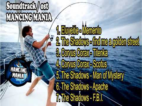 Soundtrack / ost MANCING MANIA