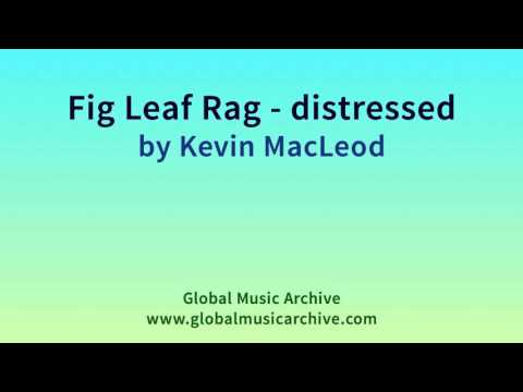 Fig Leaf Rag   distressed by Kevin MacLeod 1 HOUR