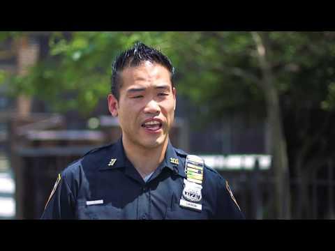 NYPD Neighborhood Policing In Far Rockaway