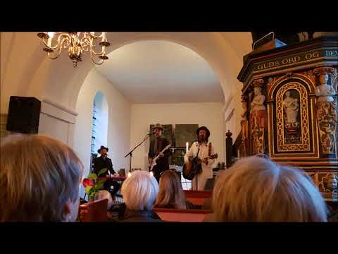 Boots of Spanish Leather  -  Dissing, Las og Hemmer, Slagslunde kirke 2018