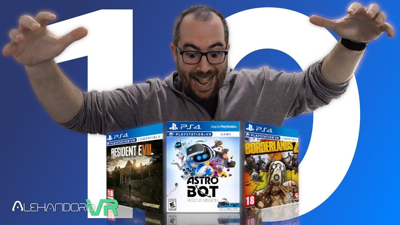 Si Este Es Mi Top 10 Juegos Psvr Empezamos El 2019 Youtube