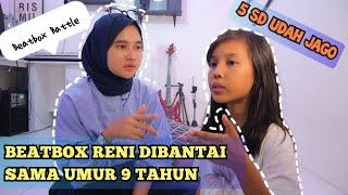 Download lagu BEATBOX RENI DIKALAHKAN SAMA ANAK 5 SD !!! BEATBOX BATTLE