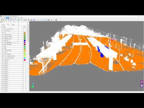 Manage Massive Point Cloud Data with VisionLiDAR