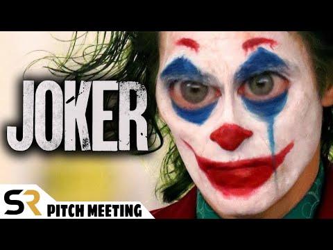 Joker Pitch Meeting (ft. The Film Theorists)
