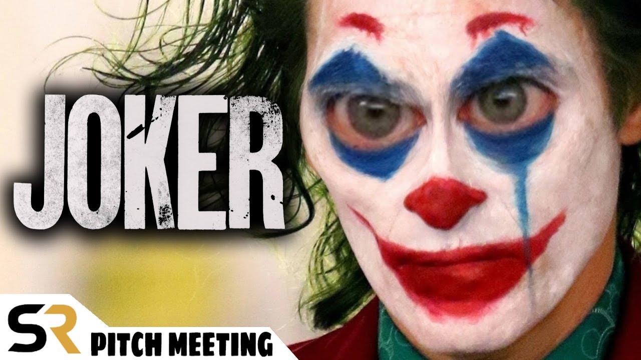 Joker Pitch Meeting Ft The Film Theorists