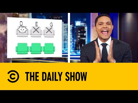 Airline Helps You Avoid Babies On Flights | The Daily Show With Trevor Noah