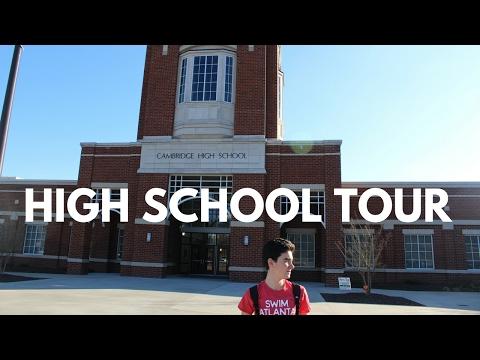 MI INSTITUTO EN ESTADOS UNIDOS | High School Tour