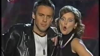Šárka Marková a Roman Vojtek - Letní láska POMÁDA (GREASE)