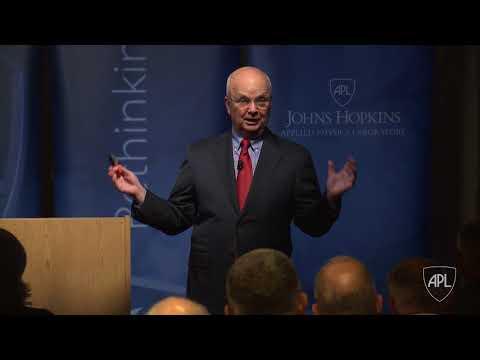 "Rethinking Series 2017-18: Gen. Hayden on ""Future Environments & Strategic Challenges to the US"""