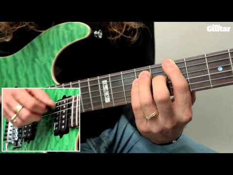 Guitar Lesson: Learn how to play Clutch - Noble Savage