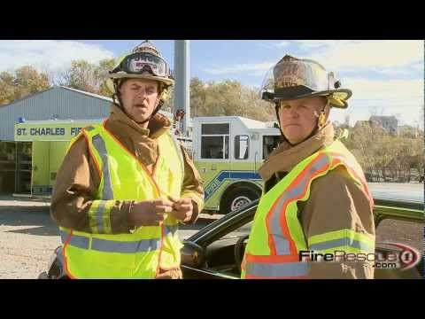 FireGround:  Using simple tools for door extrication