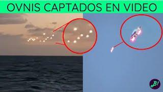 12 Videos De OVNIS Reales Captados en Camara