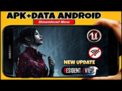 (600MB)Resident Evil 2 Remake Apk+Data/obb How Download For Android||COMPRESSED||2019,NEW UPDATE OUT