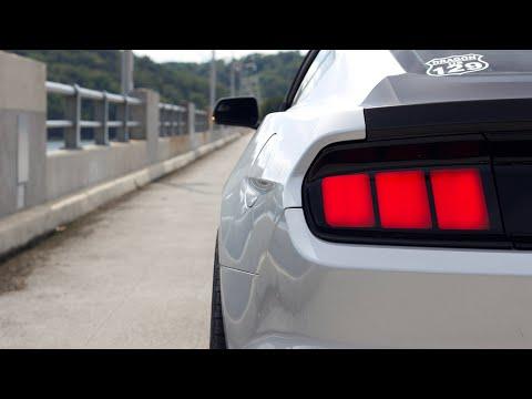 Raxiom Profile Tail Lights 2015+ Mustangs