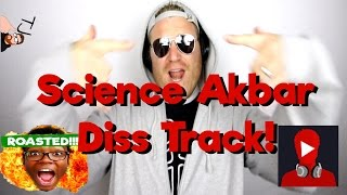 Science Akbar ROAST (Diss Track)