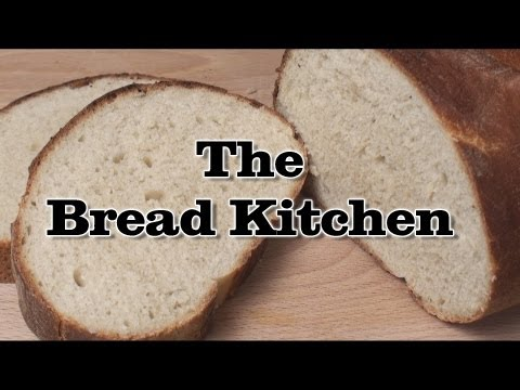 British Bloomer Recipe in The Bread Kitchen
