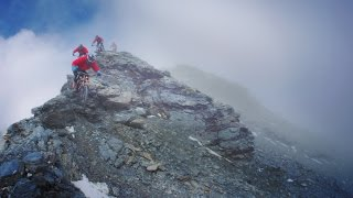 Ride The Alps Series Ep II - Freeride Mountain Biking in the Swiss Alps
