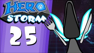 HeroStorm Ep 25 No One Can Stop Death!