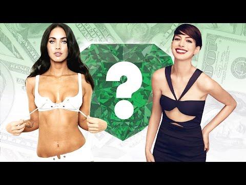 WHO'S RICHER? - Megan Fox or Anne...