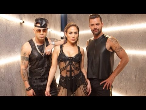 Wisin  Adrenalina ft Jennifer Lopez, Ricky MartinWorld Cup Song 2014