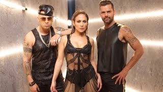 Gambar cover Wisin - Adrenalina ft. Jennifer Lopez, Ricky Martin...World Cup Song 2014