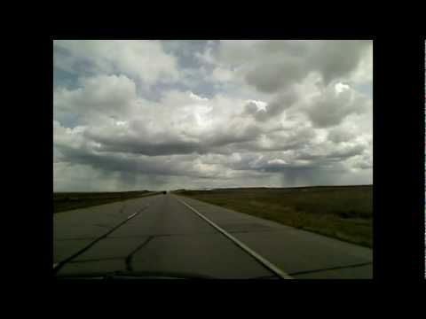 Denver to Omaha Time Lapse