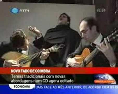 Fado de Coimbra no Jornal da Tarde - www.fadodecoimbra.com