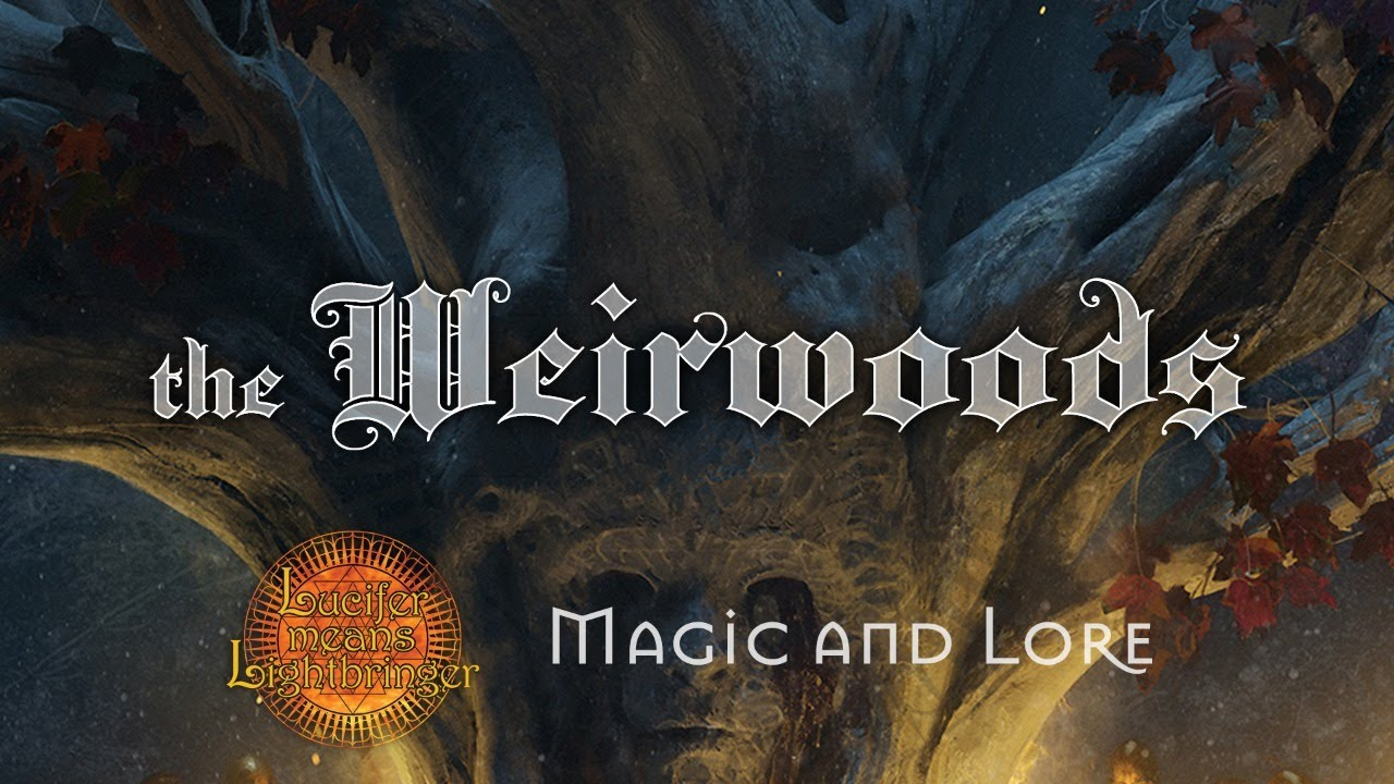 Download The Weirwoods: Magic and Lore