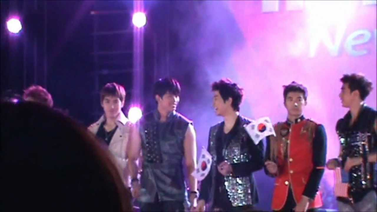 2PM Ending New York Korean Festival Overpeck Park New Jersey 10/09