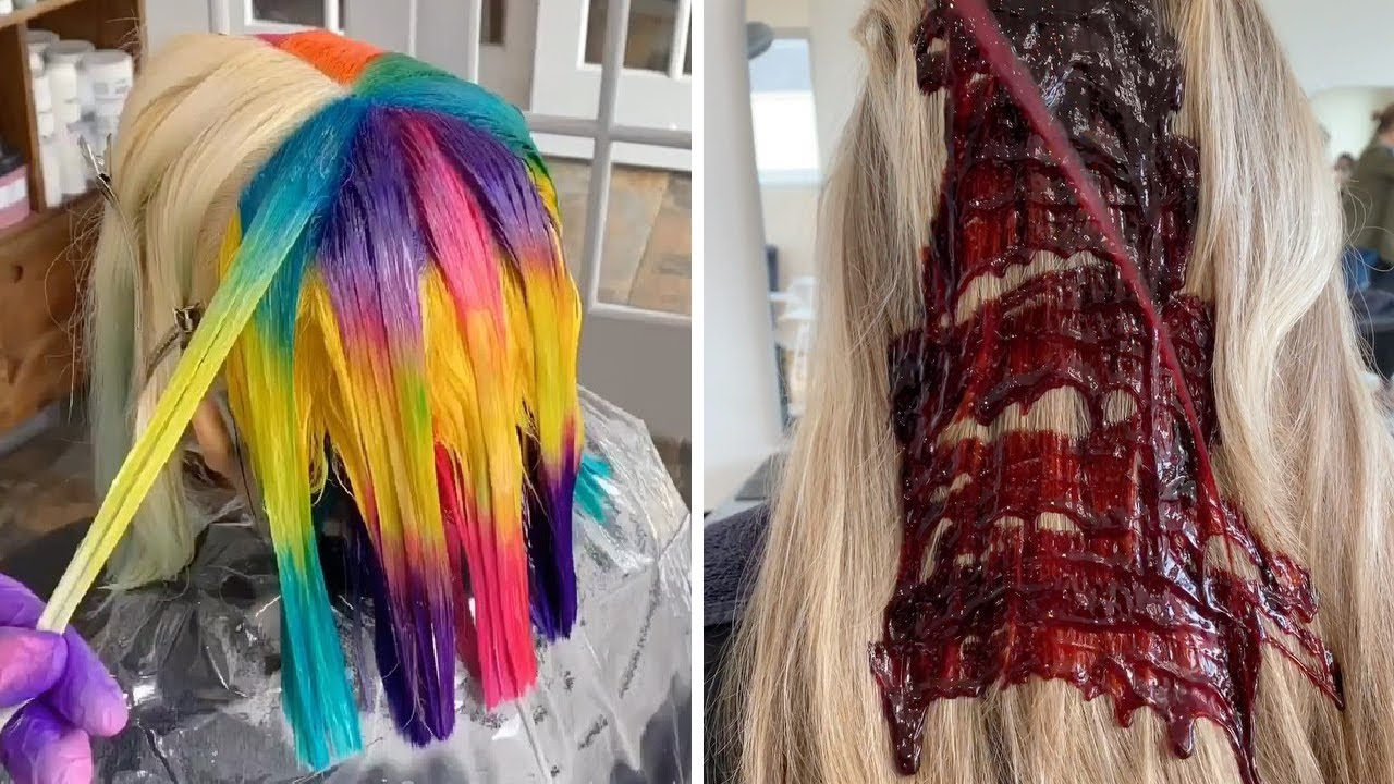 13 New Haircut and Color Transformations for Every Hair Type | Compilation Plus