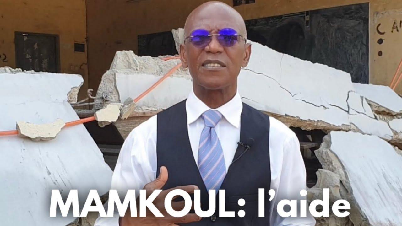 Jeudi, c'est Koulibaly! L'aide pour traiter les causes des catastrophes et non leurs conséquences