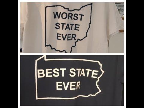 Penn State Territory 2017.07.29-30-31