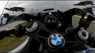 Troy Corser 🐊 Hockenheim 360° pillion ride - 2020 S 1000 RR