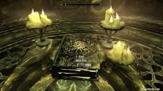 Skyrim Remastered - NO Magicka Cost Spell Casting! (Black Book: Filament and Filagree)