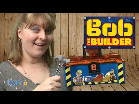 Bob The Builder Build And Saw Toolbox From Fisher-Price