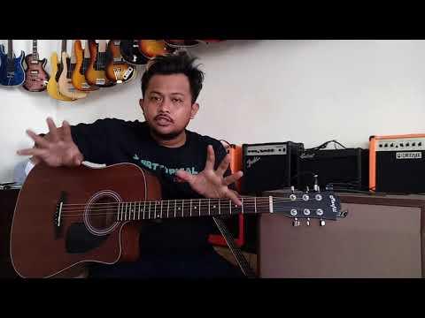Review Gitar Marfill 870 akustik elektrik Pemula | Sold to PALU