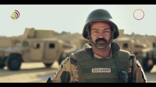 8 الصبح - كلمات غالية جدا من رجال وأبطال القوات المسلحة ... جزء من فيلم