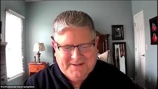 Chaplain Tim Haworth, December 27, 2020