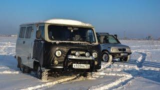 Внедорожники по снежной целине. кто лучше?(, 2016-01-19T17:47:30.000Z)