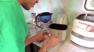 Кухонный блог 8 - Хлебопечка Philips HD9045