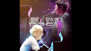 [BEAST/B2ST] Doojoon&Dongwoon - When the door Closes [12.21.2010] mp3/DL
