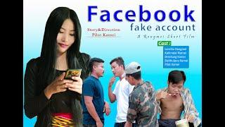 Facebook fake account, A Rongmei short film. official video 2020.