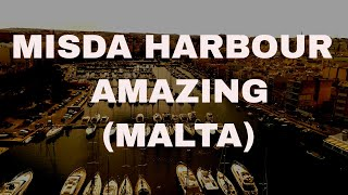 dji phantom 4 pro Malta (Msida harbor)