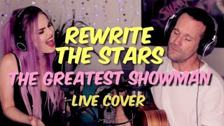 "Anne-Marie & James Arthur - ""Rewrite the stars"" The Greatest Showman: Reimagined (Live cover) Video"