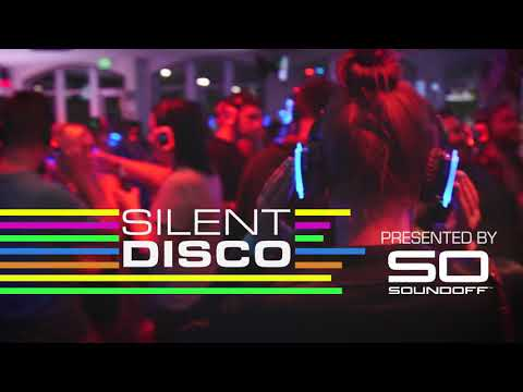 Silent Disco at XFINITY Live!